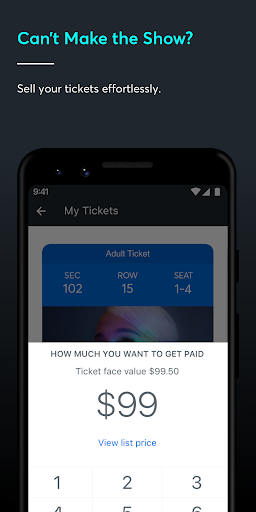 Ticketmasteruff0dBuy, Sell Tickets to Concerts, Sports 221.1 Screenshots 5