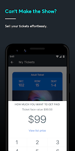 Ticketmaster-Buy, Sell Tickets to Concerts, Sports Apk Download 5
