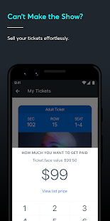 Ticketmaster-Buy, Sell Tickets to Concerts, Sports Screenshot