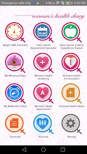 Women's Health Diary 2 1