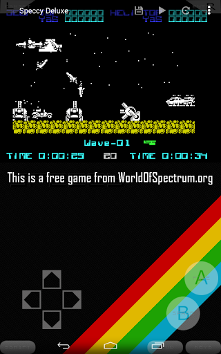 Speccy - Complete Sinclair ZX Spectrum Emulator 5.9 screenshots 14