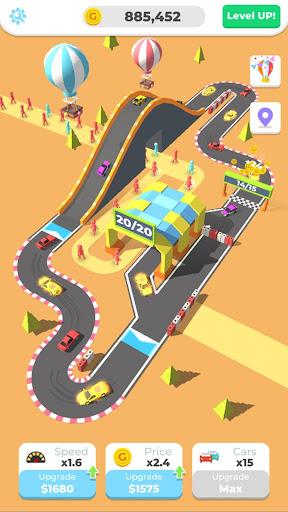 Idle Racing Tycoon-Car Games 1.6.0 screenshots 4