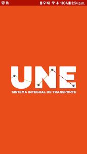 UNE Transporte Sonora 1