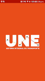 UNE Transporte Sonora 4.6.3 Screenshots 1