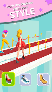 Shoe Race Screenshot