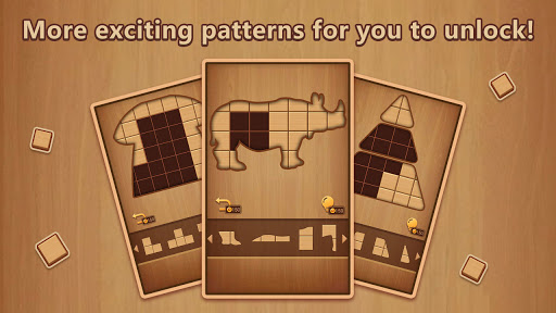 BlockPuz: Jigsaw Puzzles &Wood Block Puzzle Game apkslow screenshots 7