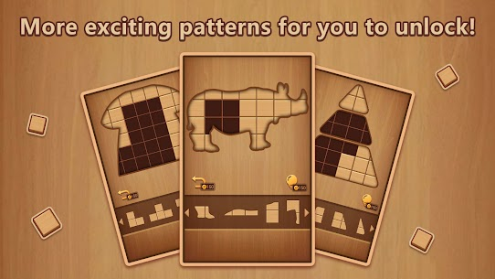 BlockPuz: Jigsaw Puzzles &Wood Block Puzzle Game 7