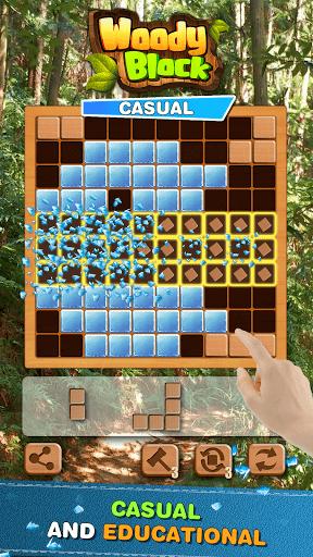 Woody Block : Level Master - Brain Test screenshots 7