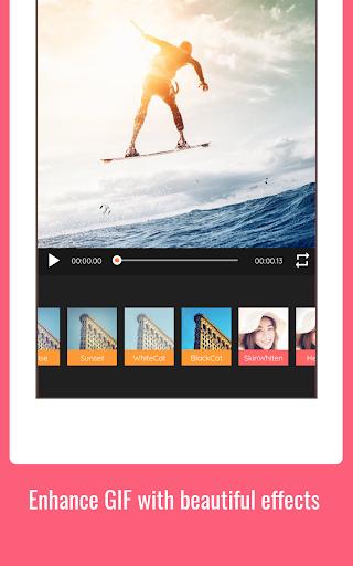 GIF Maker - Video to GIF, GIF Editor 1.4.0 Screenshots 6