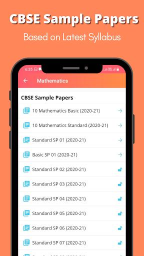 myCBSEguide - CBSE Papers & NCERT Solutions  screenshots 2