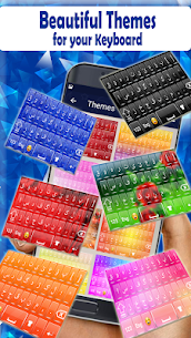 Kurdish keyboard 2020 : Themes Keyboard 1.6 Mod APK Updated Android 1