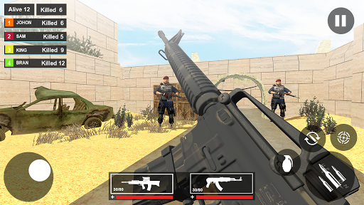 IGI Counter Terrorist Mission: Special Fire Strike screen 0