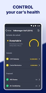 Carly — OBD2 car scanner 3