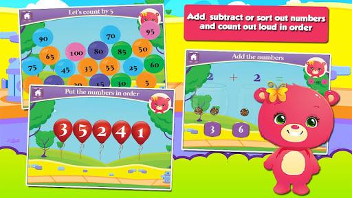 Baby Bear First Grade Games screenshots 2