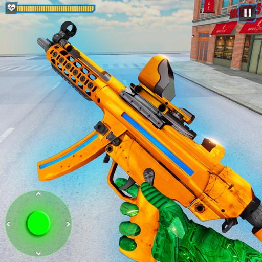 Counter Terrorist Robot Shooting Game: fps shooter