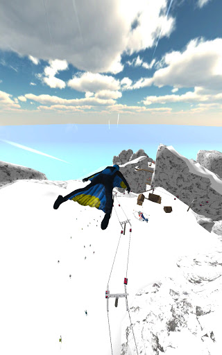 Base Jump Wingsuit Gliding 0.4 screenshots 7