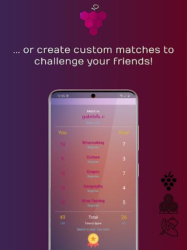 WineQ - Wine Trivia Game  screenshots 4
