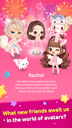 LINE PLAY - Our Avatar World  screenshots 1