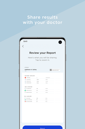 Withings Health Mate 5.3.2 Screenshots 5