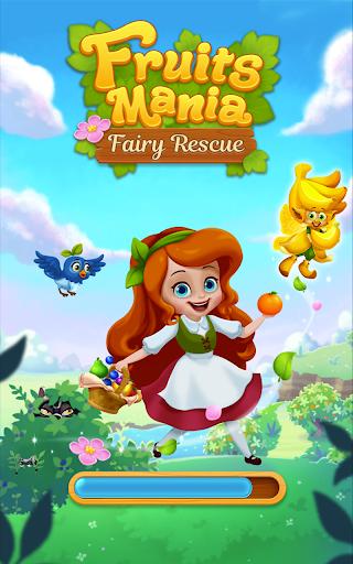 Fruits Mania : Fairy rescue  screenshots 12