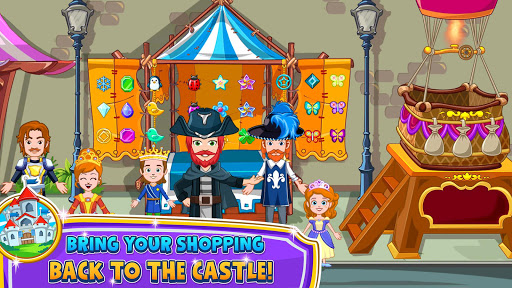 My Little Princess: Shops & Stores doll house Game  screenshots 5