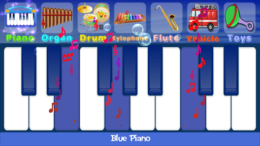 Blue Piano 1.8 screenshots 2