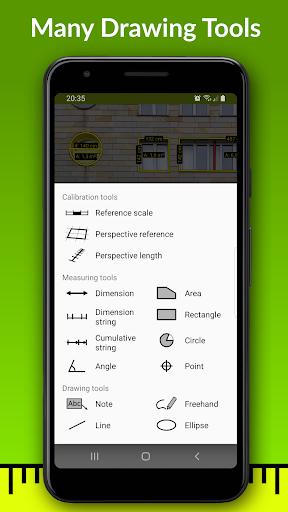 ImageMeter - photo measure apktram screenshots 2