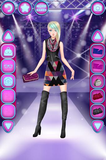 Fashion Show Dress Up Game  screenshots 2