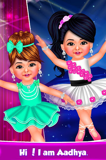 Baby Doll Ballerina Salon - Dance & Dress Up Game screenshots 2