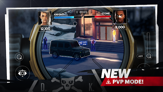 Hitman Sniper 2: World of Assassins APK MOD v0.1.7 3