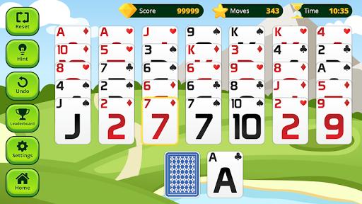Golf Solitaire  screenshots 7