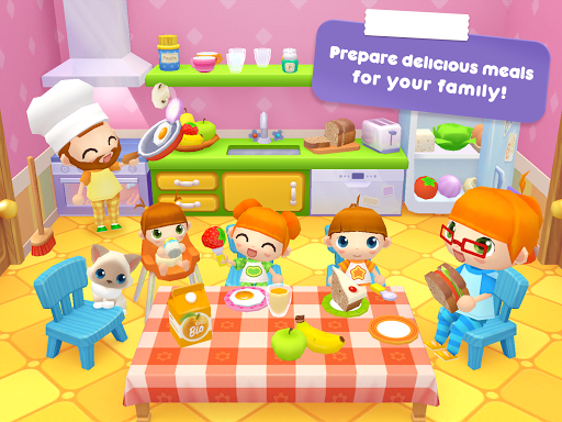 Sweet Home Stories - My family life play house apkpoly screenshots 8