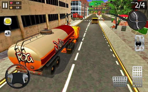 Cargo Truck Driving Simulator 2019 1.1.5 screenshots 5
