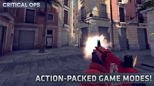 Critical Ops: Multiplayer FPS  screenshots 3
