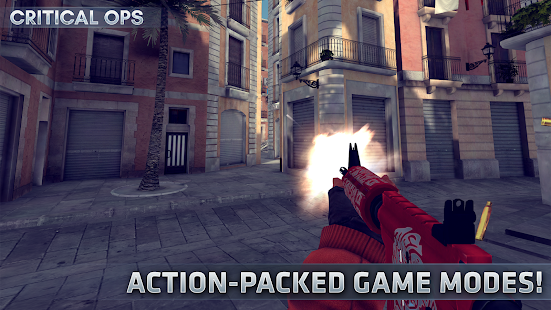 Critical Ops Online Multiplayer FPS Shooting Game apk