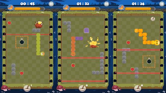 Hungry Lizard-Retro Snake Game 1.2.4 screenshots 1