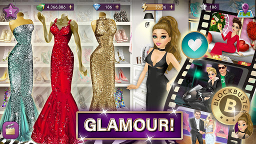 Hollywood Story: Fashion Star  screen 1