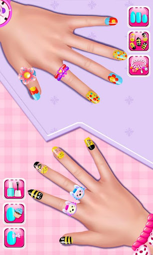 Nail Salon - Girls Nail Design 1.2 Screenshots 3