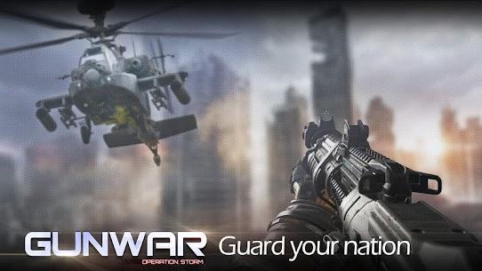 Gun War: Shooting Games Mod Apk 2.9.0 (Unlimited Money) 2