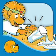 App Icon for Berenstain Bears Go Out to Eat App in Germany Google Play Store