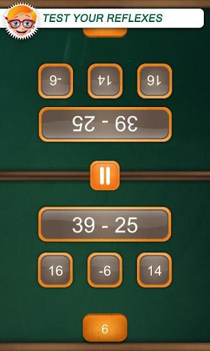 Math Duel: 2 Player Math Game 3.8 screenshots 2