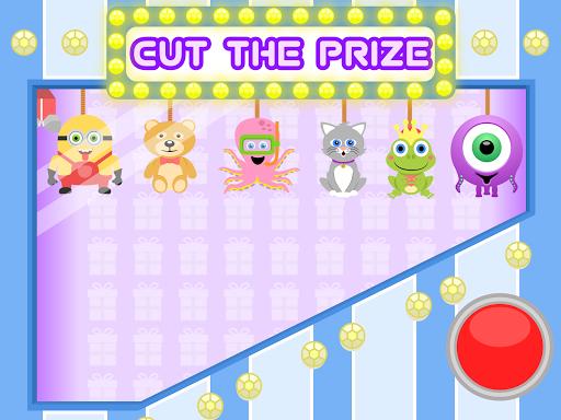 Cut The Prize - Arcade Machine  screenshots 1