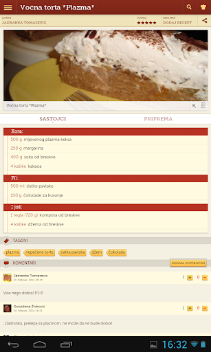 Recepti - Kuvar 1.0.11 Screenshots 10