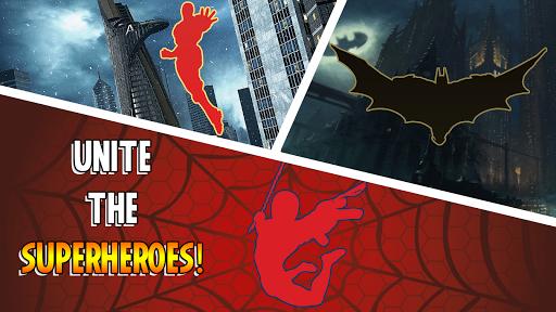 Superheroes Puzzles - Wooden Jigsaw Puzzles 2.8.0 screenshots 1