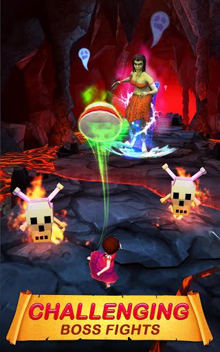 Little Radha Run - 2021 Adventure Running Game apkpoly screenshots 8