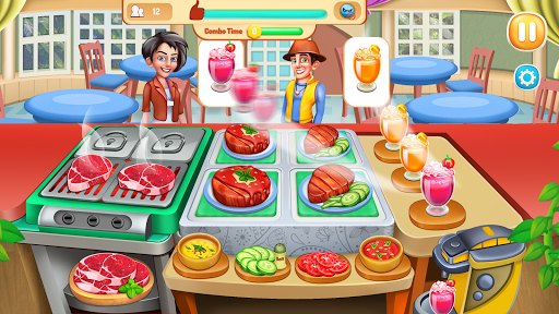 Chefu2019s Kitchen: Restaurant Cooking Games 2021 1.0 screenshots 3