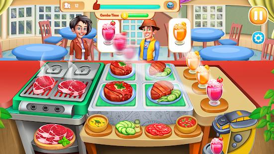 Chefu2019s Kitchen: Restaurant Cooking Games 2021 screenshots 3