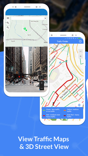 GPS, Maps, Navigate, Traffic & Area Calculating  Screenshots 2
