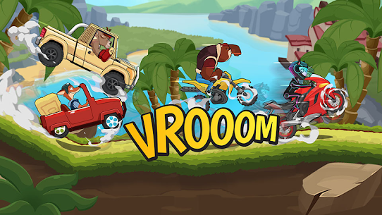 Nonstop Hill Racing: Funny For Pc   How To Install  (Free Download Windows & Mac) 1