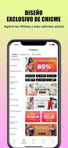 Chic Me - Best Shopping Deals apktram screenshots 23